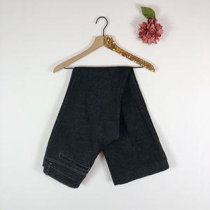 [WHBM] Blanc Bootcut Denim Jeans